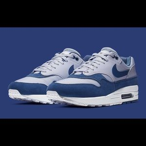 """Nike Air Max 1s """"Ghost Navy"""" (Brand New)"""